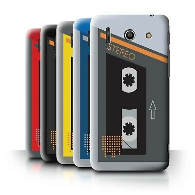 AU7.98 • Buy STUFF4 Back Case/Cover/Skin For Huawei Ascend G510/Retro Cassette Player