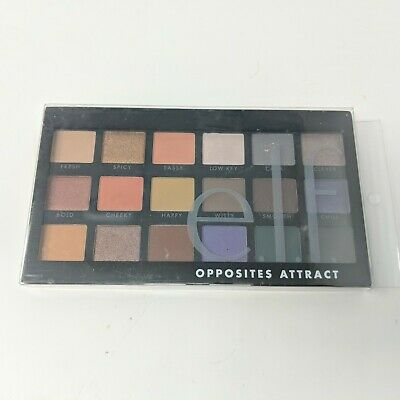 $9.88 • Buy NEW E.l.f. Elf Cosmetics Opposites Attract 18 Eyeshadow Palette 81150 Warm Cool
