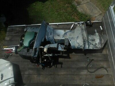 AU1 • Buy Yamaha Outboard 40 Hp Long Shaft Wrecking,all Parts From $1.00