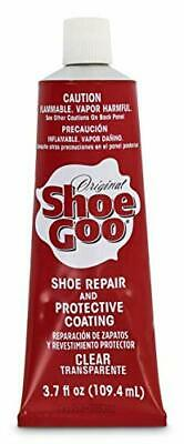 $6.72 • Buy Shoe Goo Repair Adhesive For Fixing Worn Shoes Or Boots, Clear, 3.7-Ounce Tube .