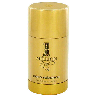 $ CDN43.21 • Buy 1 Million Cologne By  PACO RABANNE FOR MEN 2.5 Oz Deodorant Stick 490517