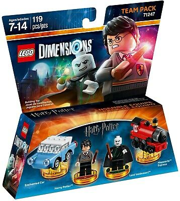 AU42 • Buy LEGO Dimensions Harry Potter Team Pack 71247 *NEW*