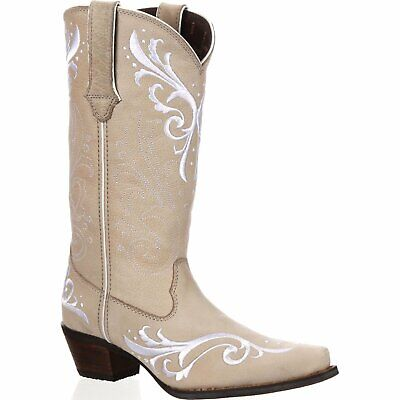 $64.99 • Buy Crush™ By Durango® Women's Sexy Stitch Ivory Western Boot