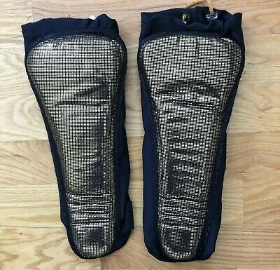 $50 • Buy Pro Wrestling Kickpads Special Design GOLD/black