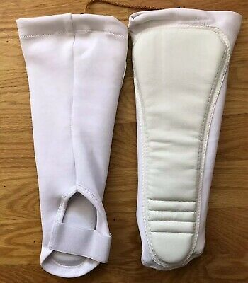 $50 • Buy NEW Pro Wrestling Kickpads All White