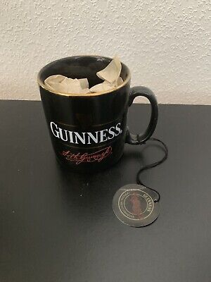 £9 • Buy Guinness Mug  New Tag Unwanted Collectable Rare Official Merchandise Advertising
