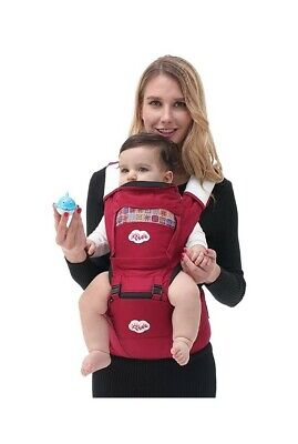 ISEE All Seasons 360° Ergonomic Baby & Child Carrier With Hip Seat Adjustable • 28.91£