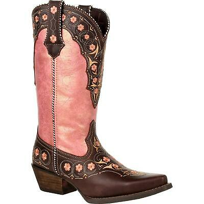 $99.99 • Buy Crush™ By Durango® Women's Vintage Rose Gold Floral Western Boot
