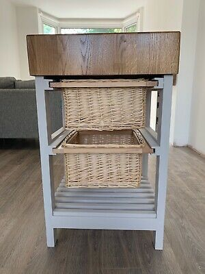 £600 • Buy Handmade Butchers Block Table Made To Order