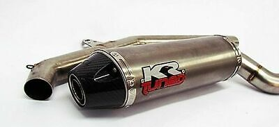$1144.30 • Buy ARROW KR Tuned TITAN Exhaust Slip On For KAWASAKI ZX6R 05 06 2005 2006