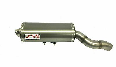 $667.51 • Buy SIL MOTO TITAN Exhaust Slip On For KAWASAKI ZX 6 R 05 06 2005 2006
