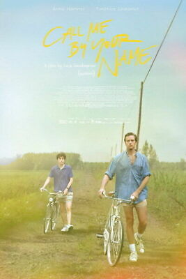 AU52.95 • Buy 279453 Call Me By Your Name Romance 2017 USA Movie WALL PRINT POSTER AU