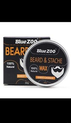Sweet Orange 🍊 Organic Natural Beard And Moustache Care Wax. • 4.50£