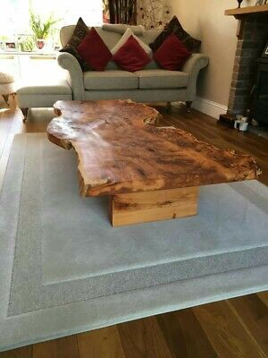 £1900 • Buy Yew Wood Coffee Table( Made On Request)