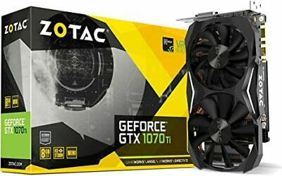 $ CDN484.01 • Buy ZOTAC ZT-P10710G-10P GeForce GTX 1070 Ti DirectX 12 8GB Video Card