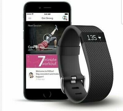 $ CDN65.33 • Buy Fitbit 795107 Charge HR Small ... Buy One Get One 25% Off