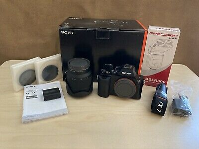 $ CDN1167.96 • Buy Sony Alpha A7 24.3MP Mirrorless Camera With 28-70mm FE OSS Lens + Extras!