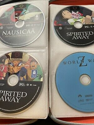 AU6.66 • Buy 5$ Blu Rays (Disc Only) Up To 25% Discount!! Disney, Studio Ghibli Included