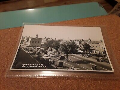£7 • Buy Packers Studio Postcard Market Place, Chipping Norton, Oxfordshire