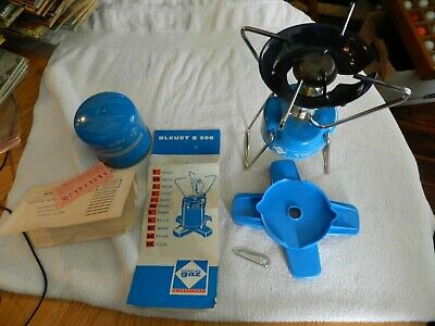Compact Backpacking Stove /& Pans NEW Camping Gaz Globe Trotter 270 FREEPOST