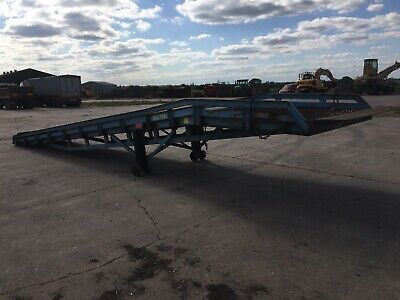 Container Loading Ramp 7 Ton • 3,000£
