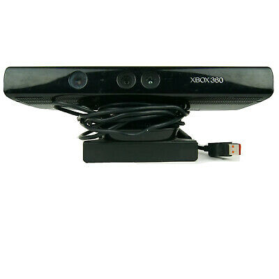 AU29 • Buy Black Microsoft Xbox 360 Kinect Camera / Sensor - Tested - Working