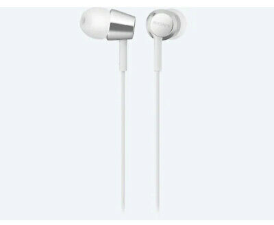 AU49 • Buy SONY Mid Range In-Ear Headphones With Remote (White)