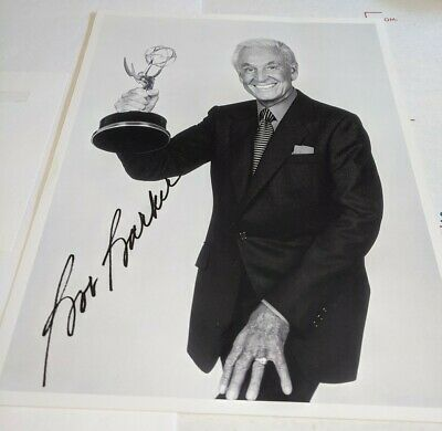 $34.95 • Buy BOB BARKER Signed Autographed THE PRICE IS RIGHT 8 X 10 Photo