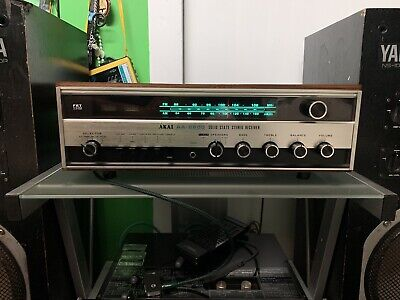 $300 • Buy Vintage AKAI AA-6600 Solid State Stereo Tuner Amplifier TESTED! VERY CLEAN! 1973