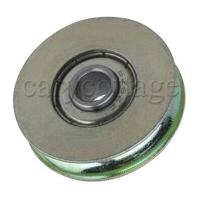 $6.52 • Buy U Groove Ball Bearing Pulley For Rail Track Linear Motion System