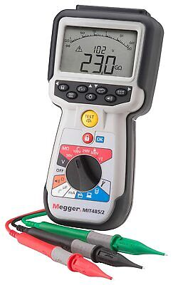 $1215 • Buy Megger MIT485/2 Insulation Tester With Bluetooth And Software