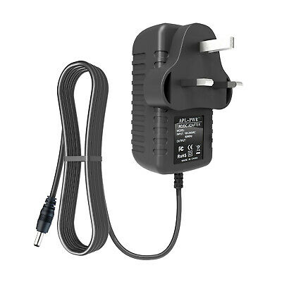 UK Mains 5V AC Power Adapter Charger For Arnova 101 G4 10.1  Android Tablet PC • 8.85£
