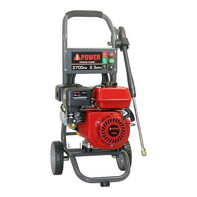 $270.29 • Buy Gas Pressure Washer 2700 PSI 2.3 GPM Powder Coated Finish Resistant To Rust