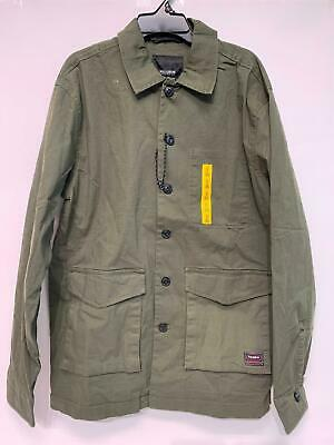 AU32 • Buy NEW Pull And Bear Green Long Sleeve Top Double Pocket Tags