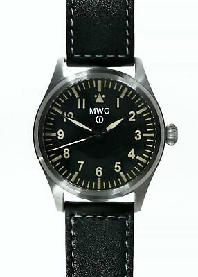 $ CDN201.05 • Buy MWC Classic 40mm Aviator Watch With Hybrid Movement
