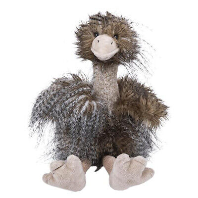 $32.22 • Buy 13  Long Hair Ostrich Plush Stuffed Toys Animals Kids Gifts Prizes