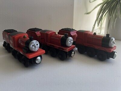 Thomas And Friends Various Wooden Engines - Many Rare Models • 12£
