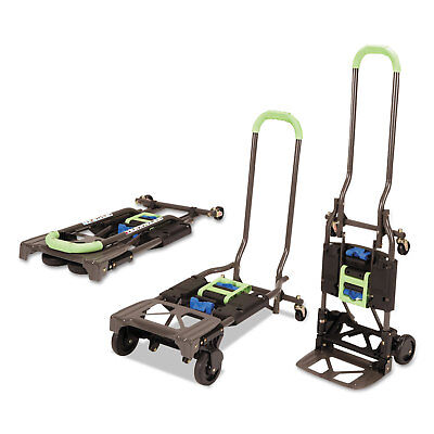 $81.52 • Buy Cosco 2-in-1 Multi-Position Hand Truck And Cart 16 5/8 X 12 3/4 X 49 1/4 Blue