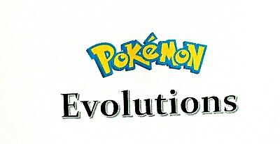 AU2 • Buy Pokemon Cards Evolutions /108 Individual Cards