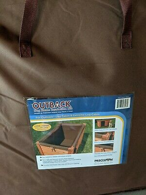 $45 • Buy Precision Pet Outback & Extreme Log Cabin Canvas Dog House Insulation Kit Large