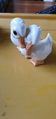 Beautiful ROYAL OSBORNE Ducks. White Bone China. Excellent Condition. • 3.50£