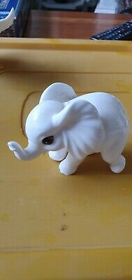 Royal Osborne Bone China Standing Elephant • 2.40£
