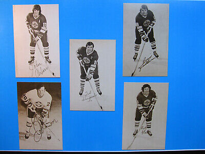 $29 • Buy Minnesota Fighting Saints WHA Postcards 10 Card Lot From 1972-73