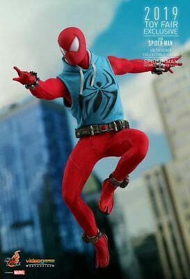 AU429.99 • Buy SPIDERMAN - Scarlet Spider Suit 1/6th Exclusive Action Figure VGM34 (Hot Toys)