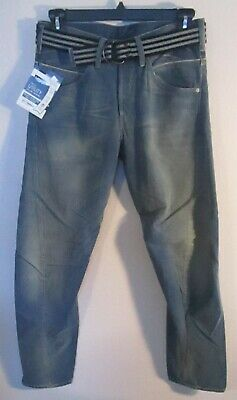 £76.05 • Buy NWT Levis Engineered Mens Cinch Back Twisted Urban Utility Jeans 30x32 RARE!