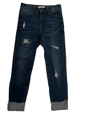 AU20 • Buy Pull And Bear Ladies Jeans Size 8