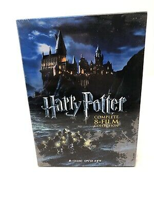$ CDN63.28 • Buy [ Harry Potter(1-8)] DVD, 2011, 8-Disc Set,Brand New Complete Collection Movie