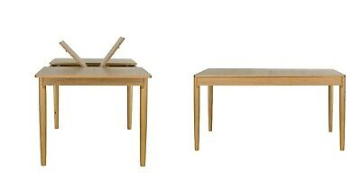 Ercol 4221 Capena Medium Extending Dining Table - Brand New - FREE DELIVERY • 899£