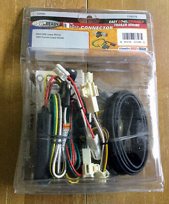 $9.99 • Buy Trailer Hitch Wiring Harness For Lexus RX 330 & 350