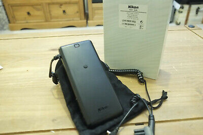 Nikon Battery Pack SD-8A .Mint Condition No Bag (Boxed )  • 139£